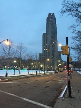 The Cathedral of Learning, or Cath