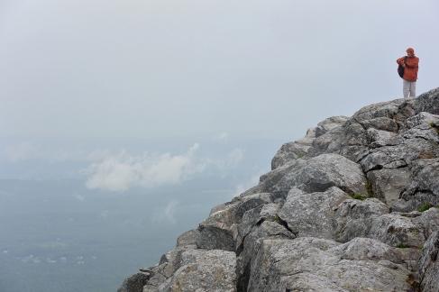 Mt. Monadnock summit.